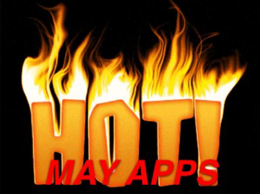 AppAdvice EXTRA: Hot May Apps