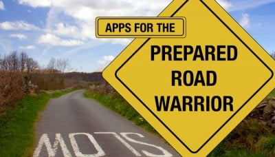 New AppList: Apps for the Prepared Road Warrior