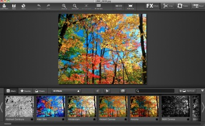 The Popular FX Photo Studio For iPhone and iPad Comes To The Mac App Store!