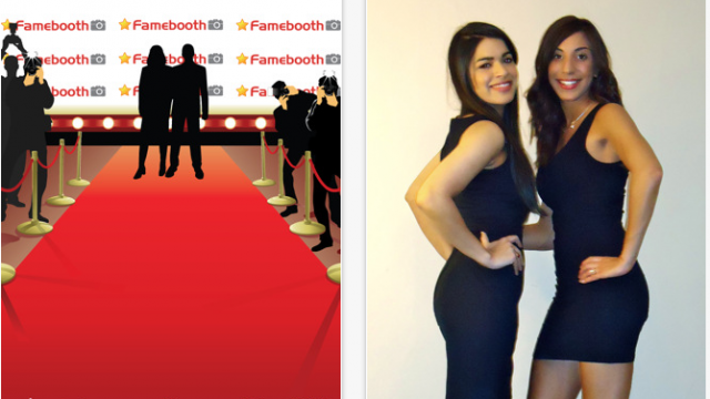 Universal App Famebooth Allows You To Look Famous