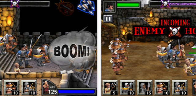 Army Of Darkness Defense Released For iPhone and iPad