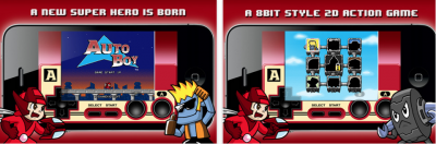 Mega Man Clone For iPhone Hits The App Store