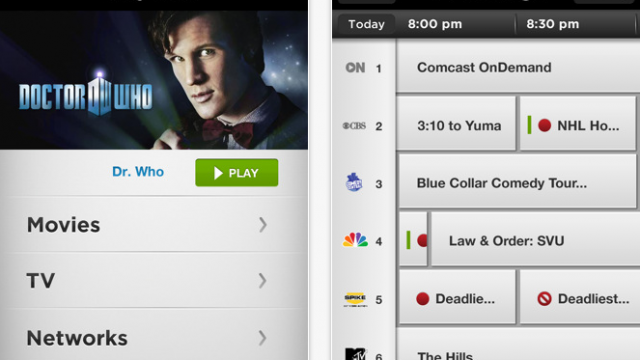 Xfinity TV App Updated And Now Crashes Instantly On Start-Up