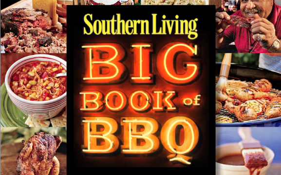The Big Book Of BBQ Is A Big Book Of Delicious