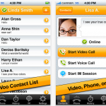 Enjoy Six Way Video Calls With Oovoo Mobile, A Free App For The iPhone & iPod Touch