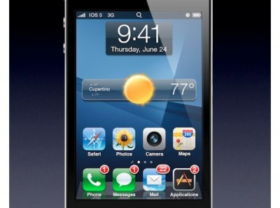 Another Interesting iOS 5 Concept Hits The Web