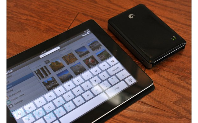 Seagate Announces GoFlex Satellite - A Portable HDD That Can Stream Content To iOS Devices