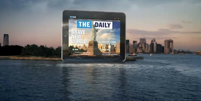 This Just In: The Daily - Downloaded 800,000 Times, Makes $10 Million Loss