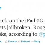 The iPad 2 Should Be Jailbroken In Three Weeks
