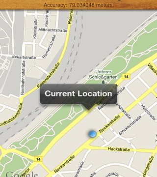 Get GPS On Your Wi-Fi iPad, With AirLocation