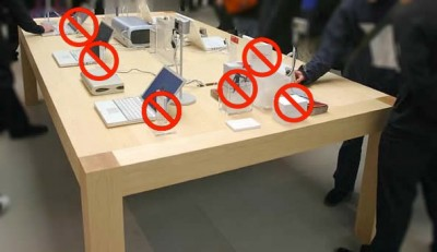 """Apple Store 2.0 Goes Live, Online (But Not """"Online"""")"""