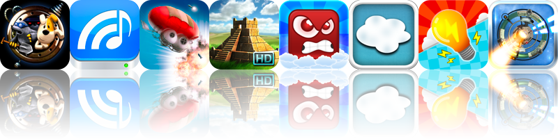 iOS Apps Gone Free: City Of Secrets, Song Exporter Pro, Blimp HD, And More
