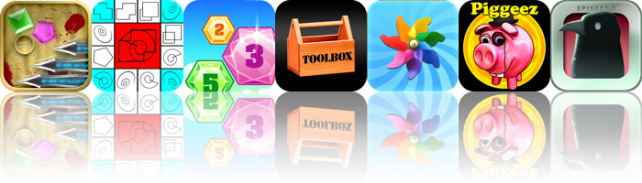 iOS Apps Gone Free: Hand Of Greed, Look Again!, Math Matrix, And More