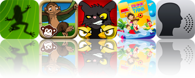 iOS Apps Gone Free: Ancient Frog, MiniMonos Flight, Chicks Vs. Kittens, And More