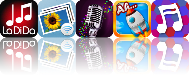 iOS Apps Gone Free: LaDiDa, Scotty, inReverse Party Game, And More