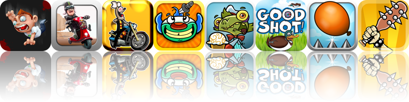 iOS Apps Gone Free: Falling Fred, Turbo Grannies, A Mental Mouse, And More