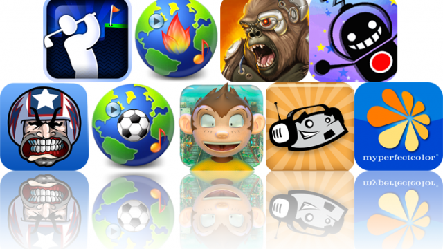 iOS Apps Gone Free: Super Stickman Golf, Scanner Radio - iPad Edition, Doodle Vs Brute, And More