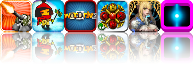 iOS Apps Gone Free: TowerMadness, Supremacy Wars, Wordrive, And More