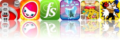iOS Apps Gone Free: Skee-Ball, EggRollin, FreqSeek, And More