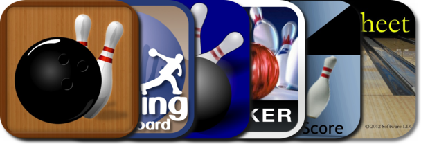New AppGuide: Bowling Score Card Apps