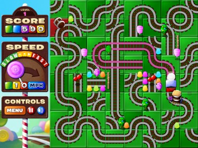 PopCap Games Releases The iOS Port Of The Classic Arcade Puzzler Candy Train
