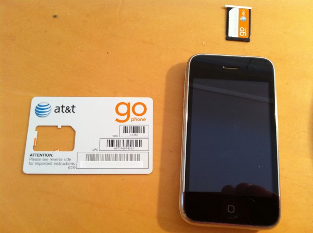 iphone keeps saying no sim card can i use my orange sim card in an iphone 3gs 19355