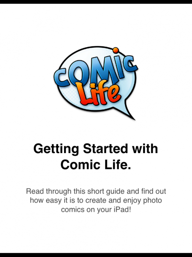 Turn Your Pictures Into A Whimsical Story With Comic Life