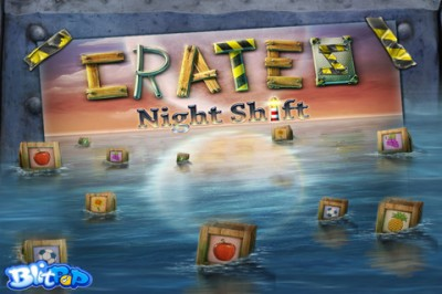 Crates Night Shift Now On iPhone. Enter To Win A Copy With A Comment