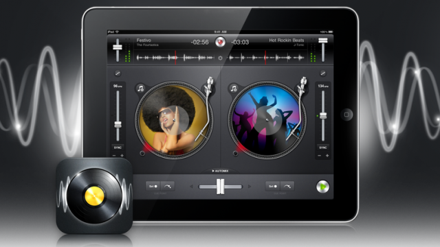 Djay App Includes iPad 2-Only Features Via Update