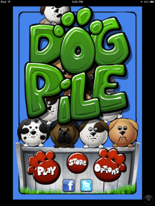 Go Fetch Dog Pile From The App Store!