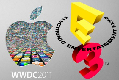 AppAdvice Will Be At WWDC And E3 2011 - Come And Meet The Team