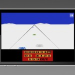 Classic Atari 2600 Game Enduro Gets An iPhone Port