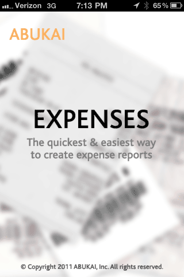 Easily Track Your Expenses On Your iPhone With Abukai