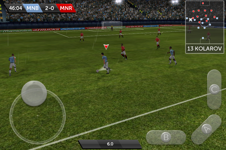 be the star player create a dream team and more in first touch soccer appadvice