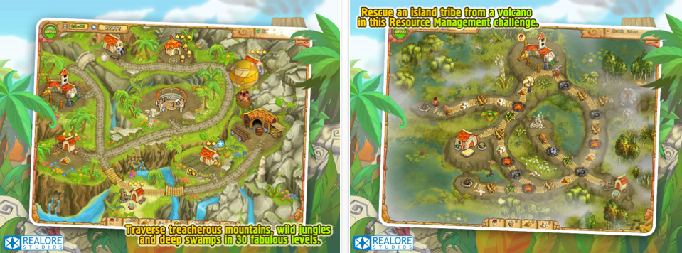 Island Tribe HD Gets Released For iPad