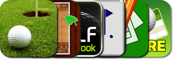 New AppGuide: Golf Score Card Apps
