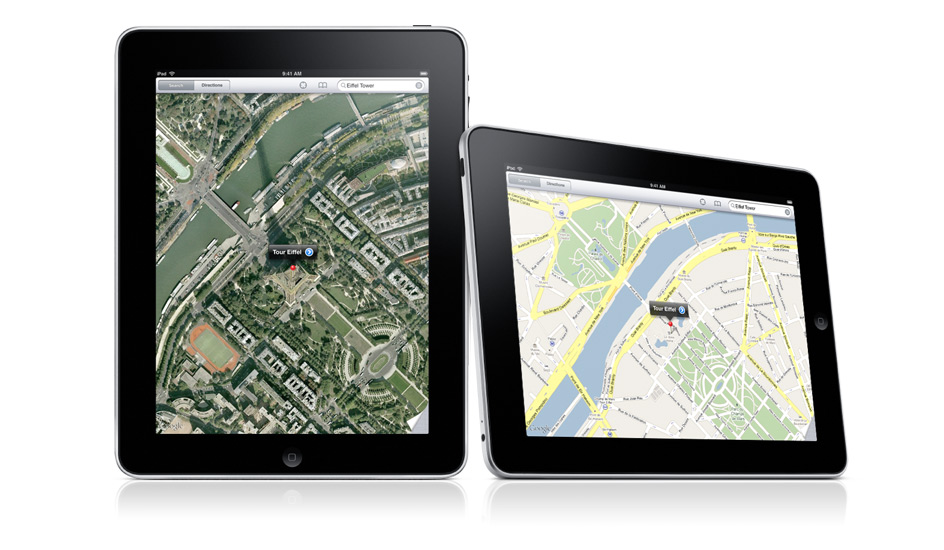 Don't Expect Apple-Developed Maps In iOS 5