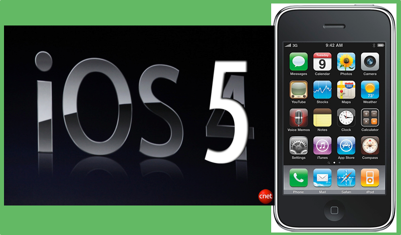 The iPhone 3GS Might Not Play Nice With iOS 5 (Or At All)