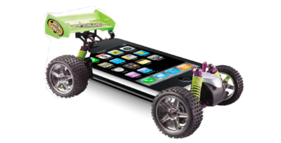 """""""RC vCar"""" Makes Your World A Remote Control Playground"""