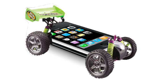 """RC vCar"" Makes Your World A Remote Control Playground"