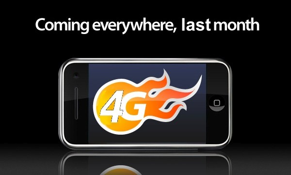 """AT&T Marketing Strategy Indicates Next-Gen iPhone Could Be Called """"4G"""""""