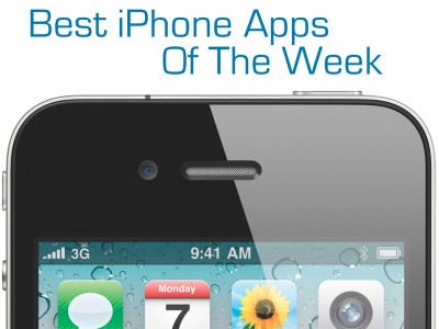 Best iPhone Titles Include SoundHound ∞, Frisbee Forever, Instagram, And More