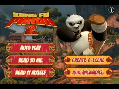 Make It iStoryTime With FrogDog Media's Latest Children's Book: Kung Fu Panda 2