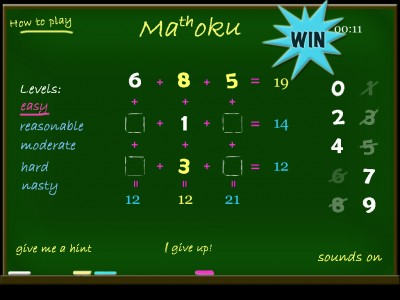 A Chance To Win A Mathoku For iPad Promo Code With A Retweet Or Comment