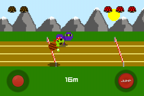 Hurdle Turtle Update Adds Game Center Multiplayer