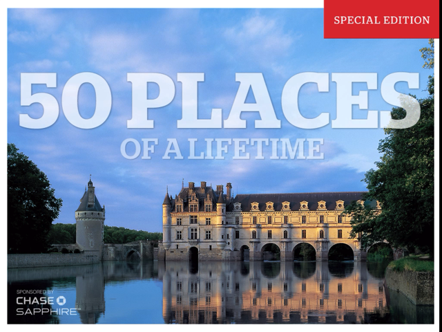 Take a Virtual Trip With National Geographic 50 Places Of A Lifetime: The World's Greatest Destinations