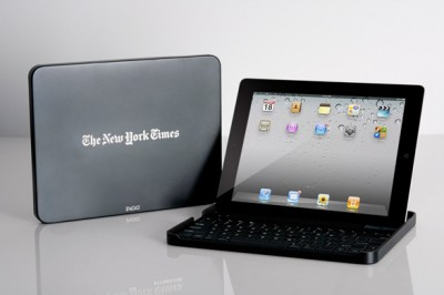 The New York Times Digital Edition Is Running An Incredible Subscription Incentive With ZAGGmate