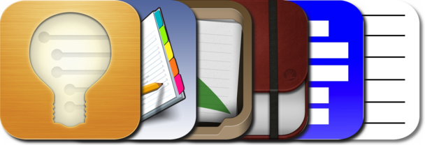 New AppGuide: Outliners For iPad
