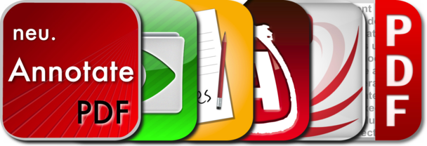 New AppGuide: PDF Annotating For The iPad