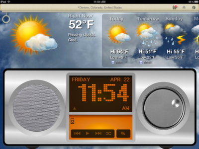 Spring Surprise: Lifelike Alarm Clock and Weather HD On Sale